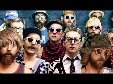 The Truth About Hipsters Youtube Hipster Music Videos Web Graphic Design