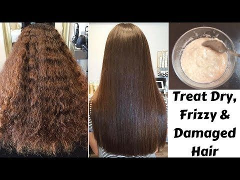 How To Get Rid Of Dry Frizzy Damaged Hair Haircareweek Day 1 Deep Conditioning Hair Mask Deep Conditioning Hair Hair Mask For Damaged Hair Damaged Hair