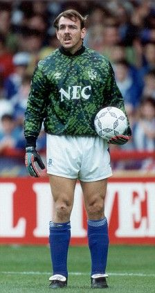 Neville Southall - Bury, Everton, Port Vale, Southend United, Stoke City, Doncaster Rovers, Torquay United, Huddersfield Town, Bradford City, York City, Rhyl, Shrewsbury Town, Dover Athletic, Dagenham & Redbridge, Wales.