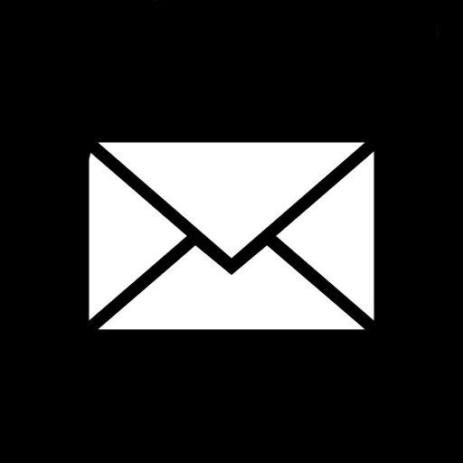 Apple Mail Black Background Iphone