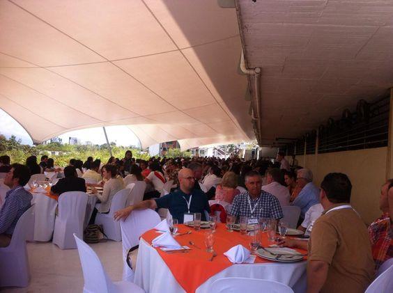 Así va la 25 ª Conferencia Internacional sobre Ciencia del Café que se está Realizando en el Centro de Convenciones Metropolitano de Armenia Quindío, del 8 al 13 de Septiembre.