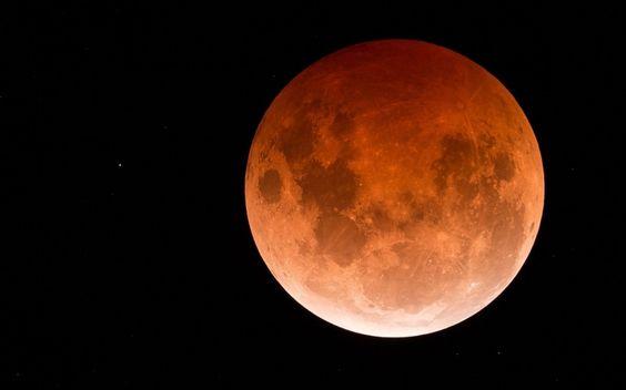 Difficile vedere una foto a colori in questa categoria: lo scatto della Luna rossa realizzata in Australia dal fotografo Phil Hart, durante un'eclissi di Luna, è stato premiato anche per questo.