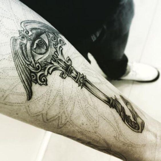 #tattoofriday - Jack Night, Brasil.