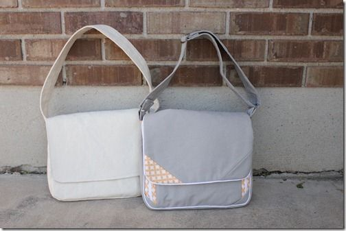 [Tutorial] Messenger Bag