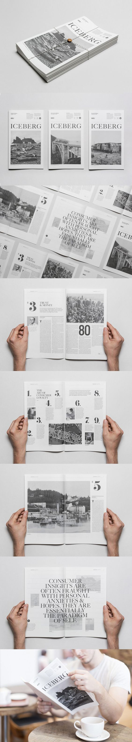 Iceberg / Socio Design https://www.behance.net/gallery/Iceberg/14532769