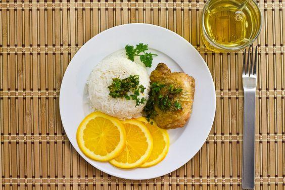 Roasted Chicken with Orange Gremolata   Winner Winner Chicken Dinner ...