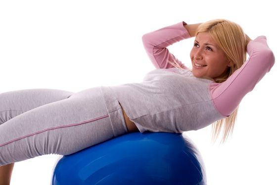 Ejercicios para cintura y abdomen