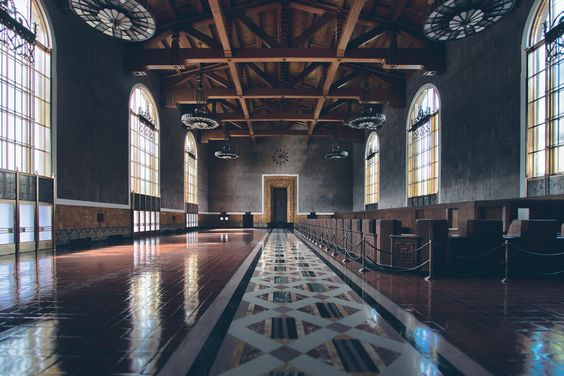 Los Angeles Union Station - A Day in LA Series (3 of 5) by Chuck Pearson on 500px