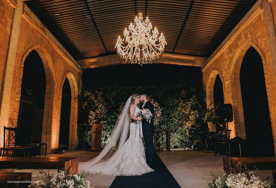 Casamento Rústico Chic | Micarla e Rômulo