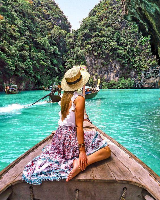 Hong Lagoon, Hong Island by Siobhan, hongisland, beautifulmatters, amazingthailand, krabi, womenwhoexplore