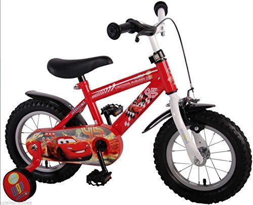 Disney Cars 12 Zoll Fahrrad Kinderfahrrad Mit Rucktrit