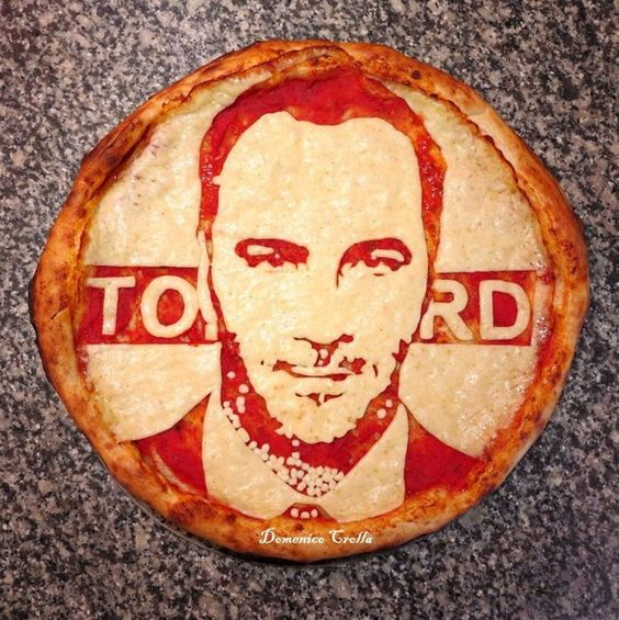Pizza Art, Tom Ford
