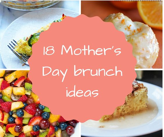 18 Mother's Day Brunch ideas - A Fresh Start on a Budget