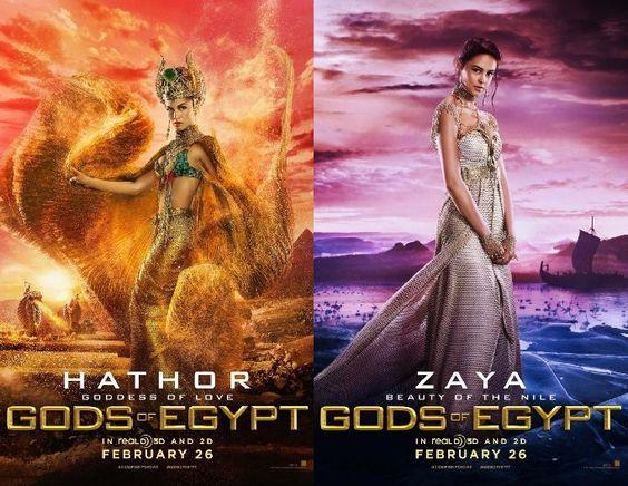 Gods of Egypt American Fantasy Film