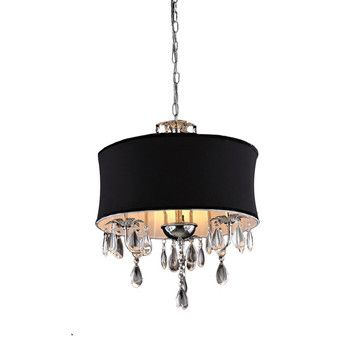 Warehouse of Tiffany Cassiopeia 3 Light Crystal Chandelier
