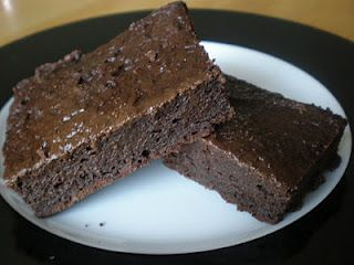 Spinach Brownies - Jessica Seinfeld  Deceptively Delicious Recipe and Review