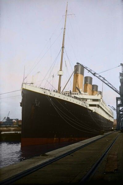 RMS Titanic: