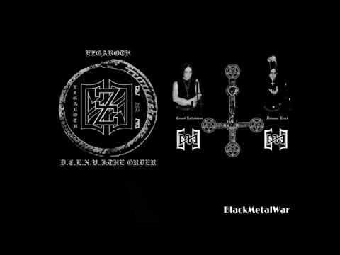 Ezgaroth D C L X V I The Order Full Album 2004 Youtube In 2020 Album Black Metal Order
