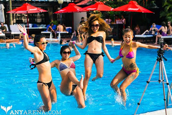 Saigon Soul Is The Liveliest Saturday Pool Party Amp Dayclub
