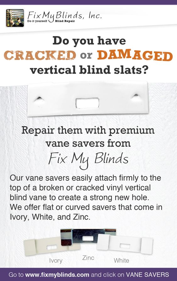 valance blinds com fix my clip