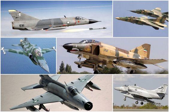 Muitos países ainda operam aeronaves desenvolvidas na década de 1950 (Divulgação)