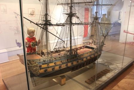 Wooloo | Des pirates et des chevaliers au Musée Stewart