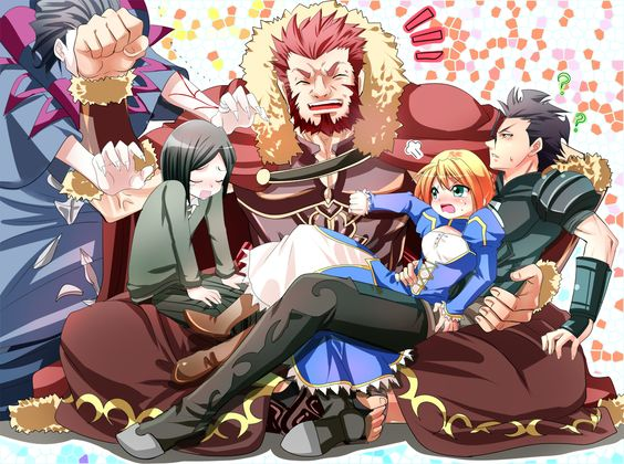 Fate Zero :)