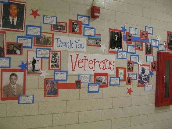 Veterans Day activities and links!