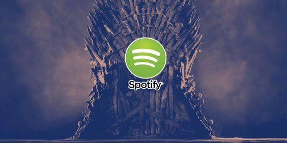 Spotify devela cuál personaje de Game Of Thrones serías http://j.mp/1YbdHIT |  #GameOfThrones, #GOT, #Musica, #Noticias, #Spotify, #Streaming, #Tecnología