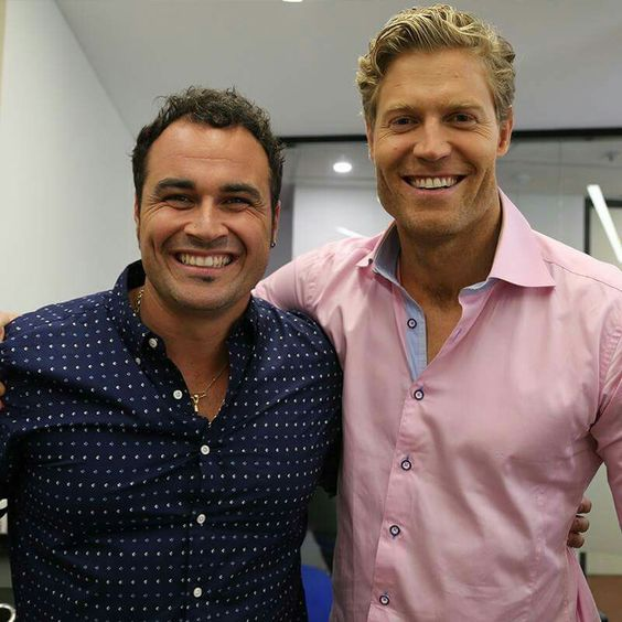 Miquel and Chris