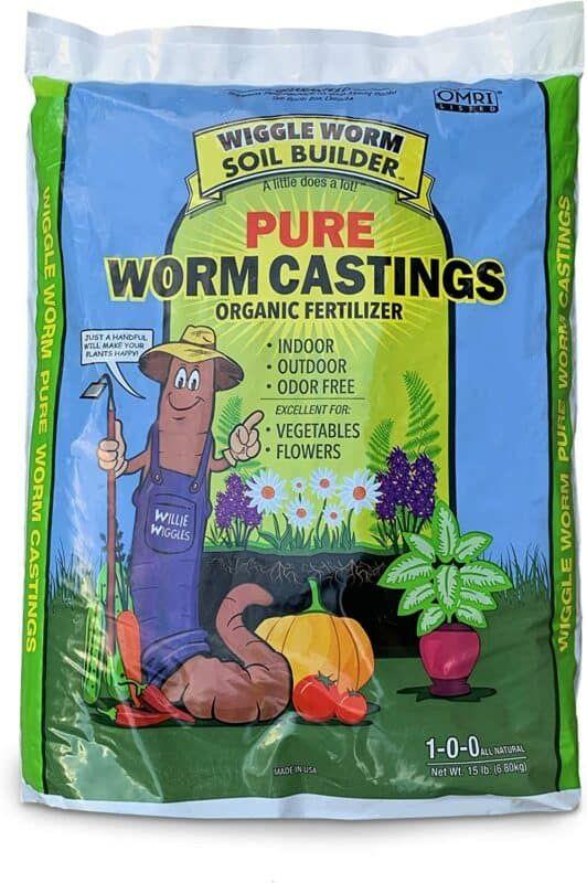 6 Best Organic Fertilizer For Fruits And Vegetables Reviews Organic Fertilizer Garden Fertilizer Diy Fertilizer