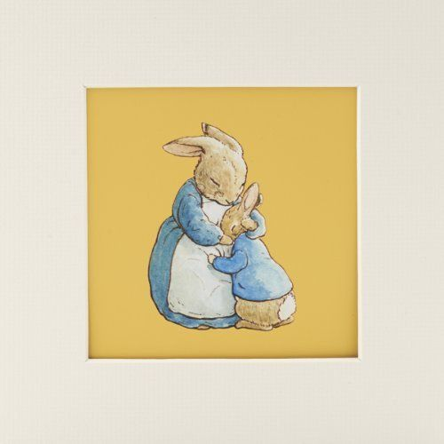 Beatrix Potter's Mother and Peter
