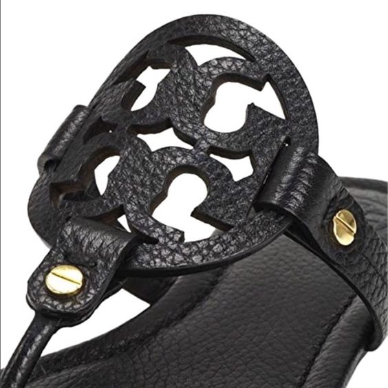 Nwt Tory burch mini millers BRand new with tags and box size 7 Tory Burch Shoes Sandals