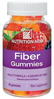 Nutrition Now Fiber Gummies