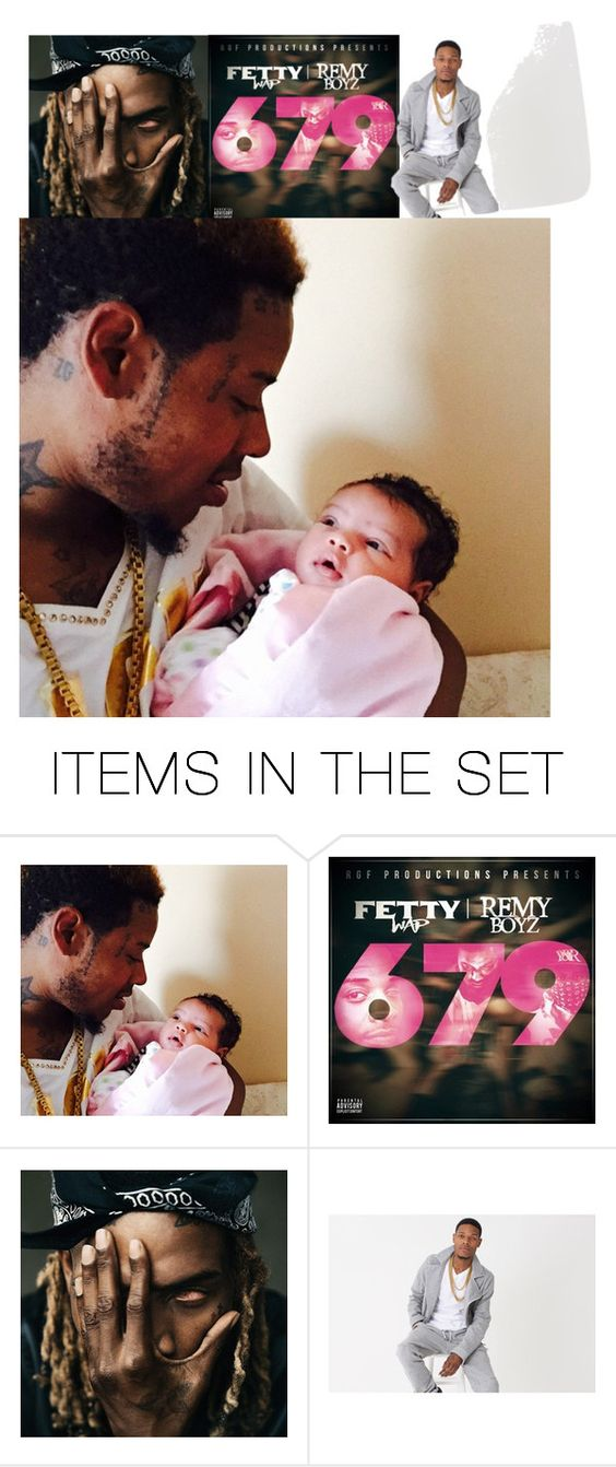 """fetty wap"" by tarababe2 ❤ liked on Polyvore featuring art"