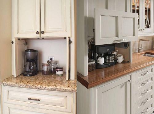 10 Clever Kitchen Counter Storage Ideas Kitchen Counter Storage Kitchen Countertop Storage Kitchen Counter