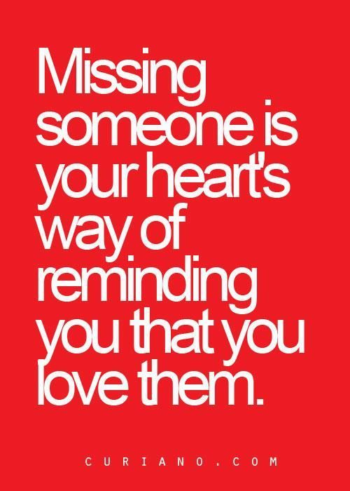 Missing Someone love love quotes sad love quotes love quotes missing you hurt…