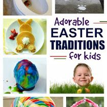Easter Traditions for Kids