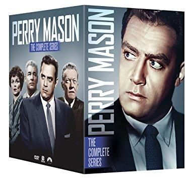 Raymond Burr & Ray Collins - Perry Mason: The Complete Series