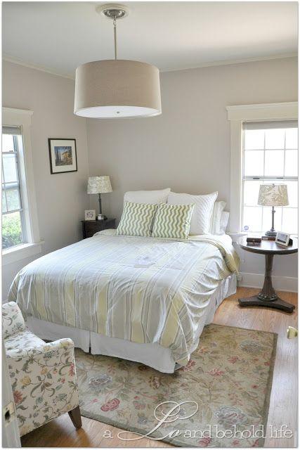 Smokey Blue Bedroom: Pinterest • The World's Catalog Of Ideas