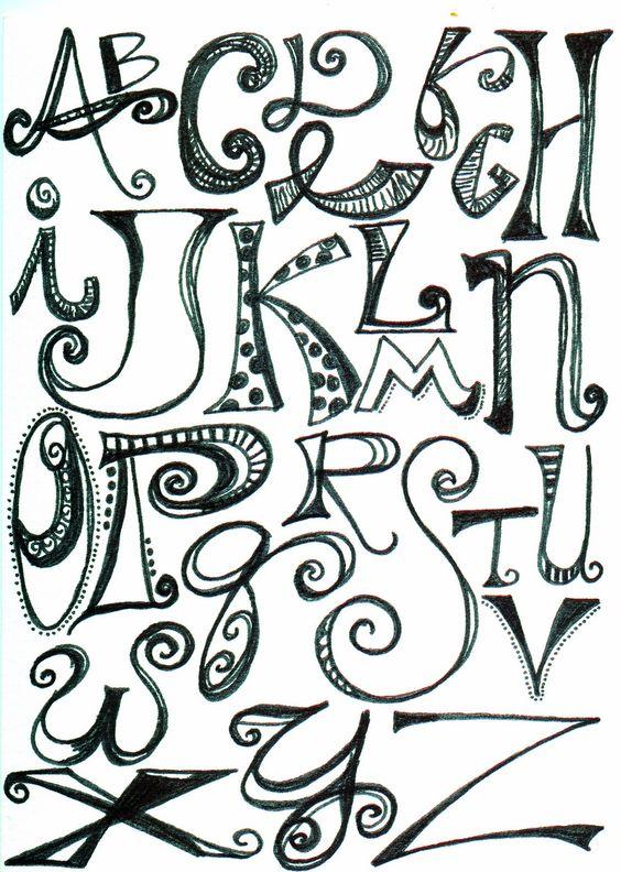 alphabet templates - Google Search
