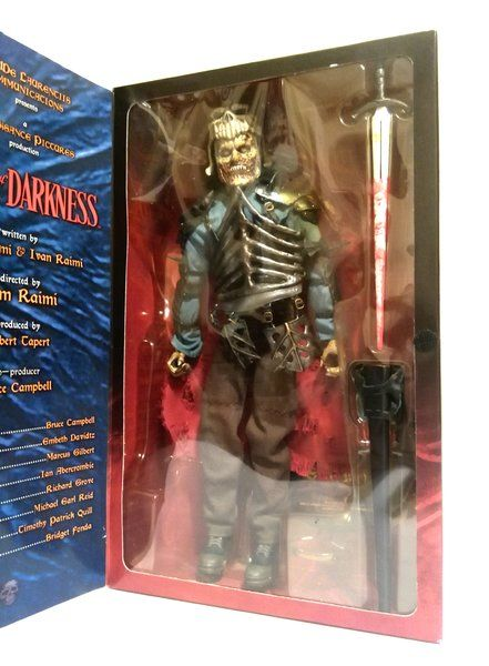 "Army of Darkness 12"" Evil Ash Figure *As-Is*"
