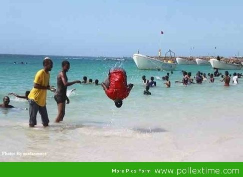 Foreigners do not know Somalia