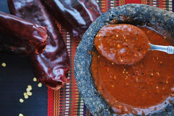 Authentic Red Salsa