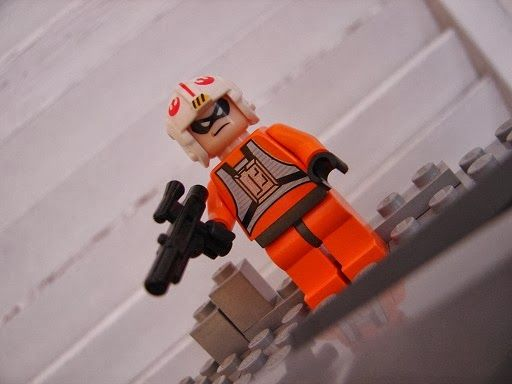 Toyriffic: Lego Batman Star Wars Mash-up - Bat Wars :: Episode VII :: A New Knight