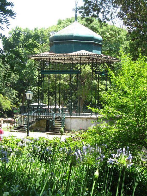 Mon coup de coeur à #lisbonne : le Jardim de Estrela