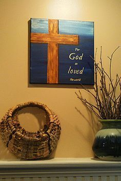 Ideas About Cross Canvas Paintings Cross Canvas Paintings Cross Paintings Canvas Painting Diy
