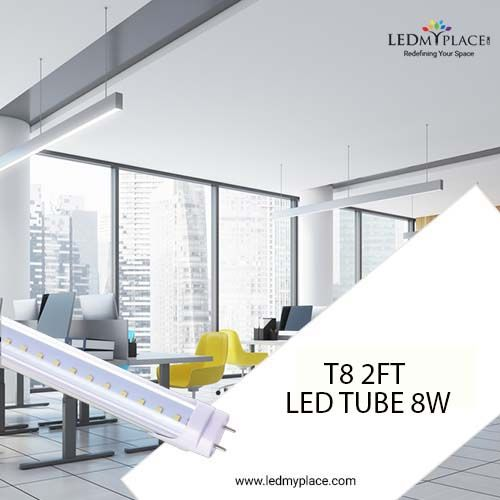 T8 2ft Led Tubes Is The Best Led Light That Could Save A Lot Of Your Electric Bills Ledmypalce Offers This Lig With Images Led Tubes Solar Panels For Home Led Bulb