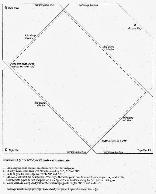 Square cardstock