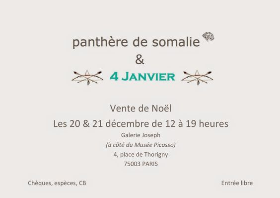 panthère de somalie: Happy to see you ....